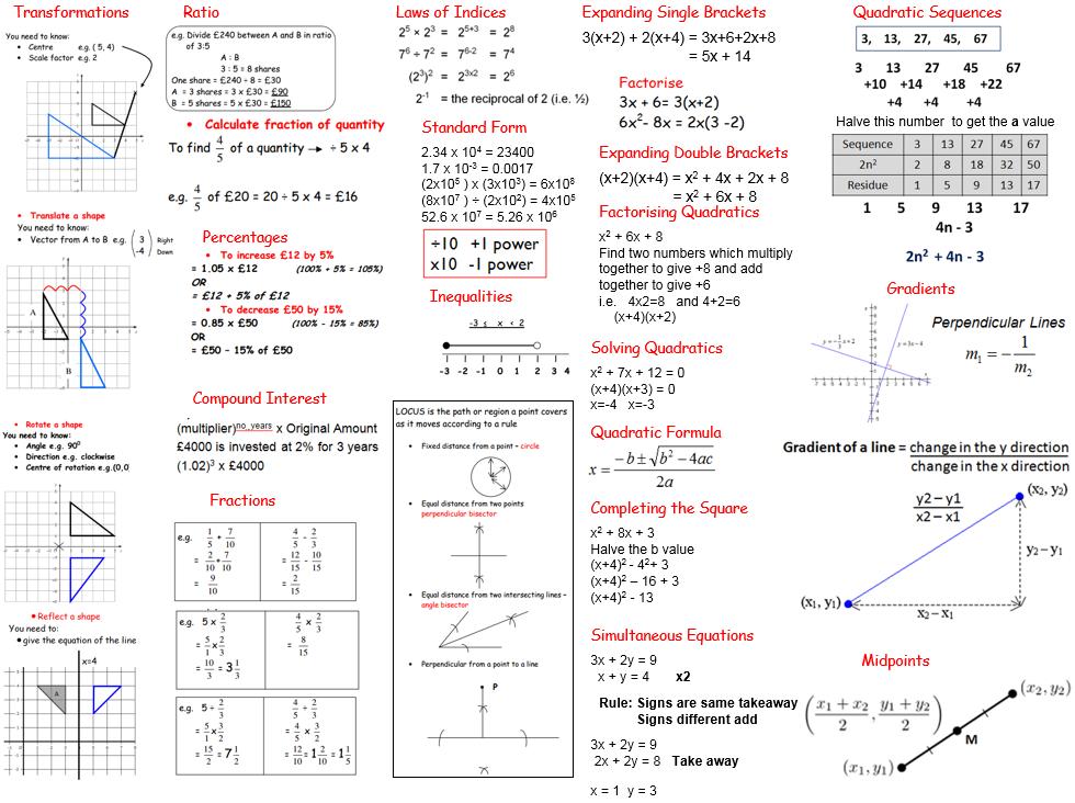 year 3 maths revision test pdf